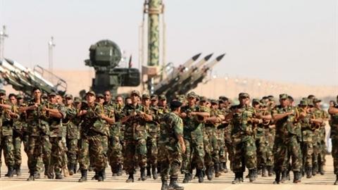 LNA chính thức phát động cuộc tấn công 'lớn nhất lịch sử'