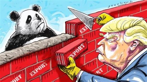 Mỹ lĩnh đủ vì tham và dễ dãi với Trung Quốc?