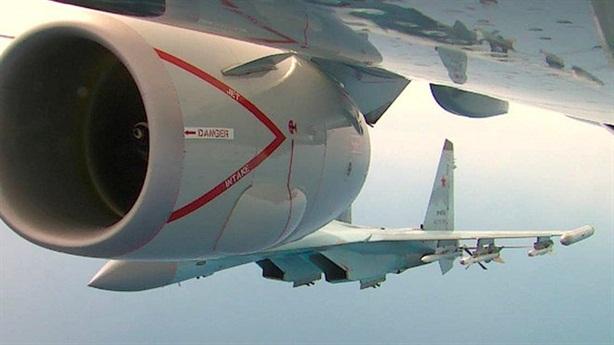 Su-35 áp sát P-8A: 'Chúng tôi có thể làm tốt hơn thế'