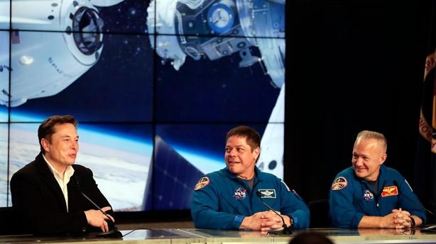 Chuyên gia Nga nói gì về thành công của SpaceX