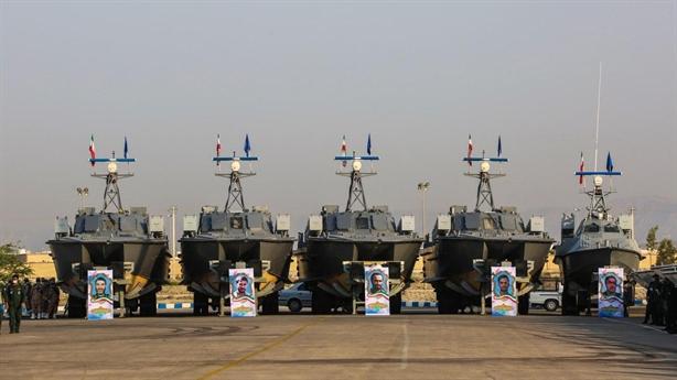 Mỹ chưa có cách đối phó tàu cao tốc Iran