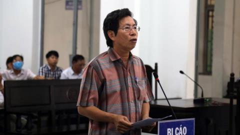 PCT TP.Nha Trang từ án tù thành án treo: Không bất ngờ