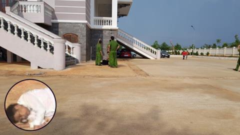 Chết tại trụ sở TAND tỉnh Bình Phước: Chưa rõ nguyên nhân