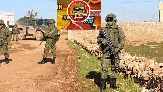 Nga lập căn cứ mới ở al-Hasakah: Mũi tên hiểm 3 đích