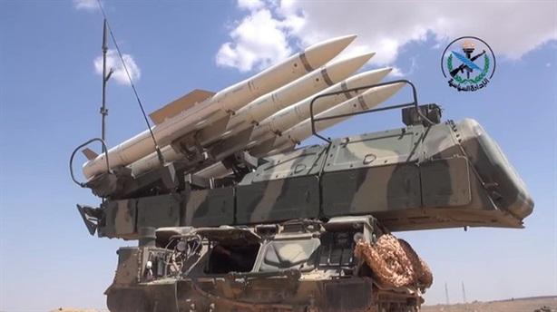 Cách Syria vô hiệu đòn tấn công của Israel