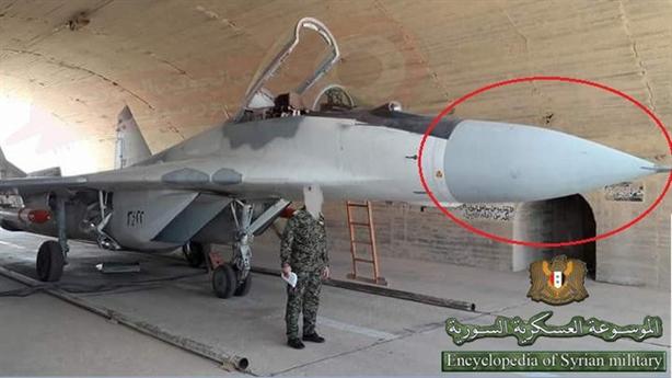 Từ mai, máy bay Israel có đối thủ nặng ký tại Syria