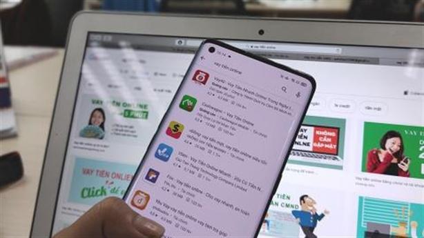 App vay tiền Trung Quốc dạt sang Việt Nam: Đang thoát xác?
