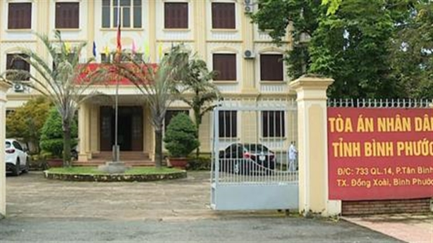 Tử vong tại trụ sở TAND Bình Phước: Tiết lộ nhiều điều