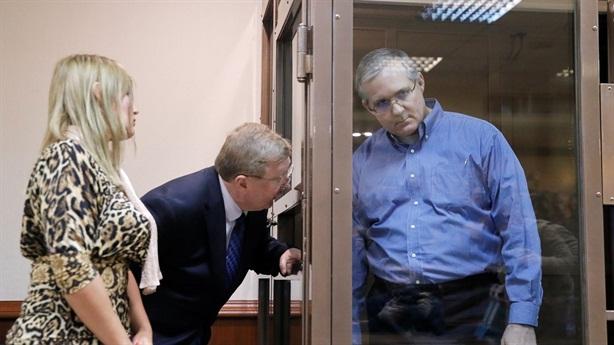 Mỹ hối thúc Nga trả tự do cho gián điệp