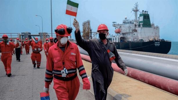 Mỹ nghi yếu tố Trung Quốc bảo trợ cho Iran và Venezuela