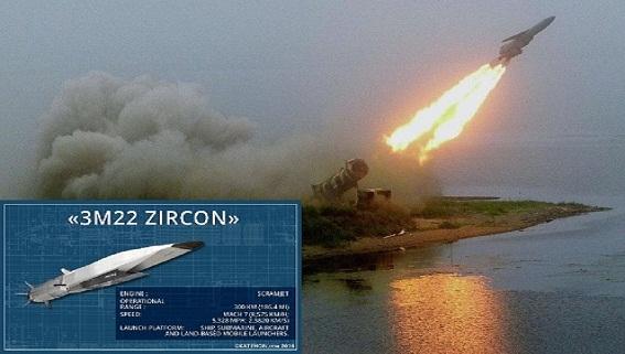 Tên lửa chống hạm Nga: Cái chết không thể tránh khỏi
