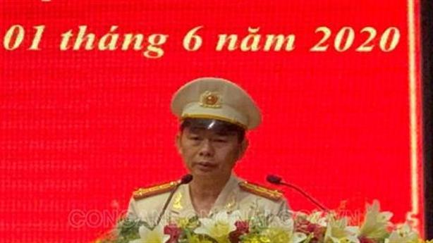 Lời hứa của tân Phó Giám đốc Công an tỉnh Đồng Nai
