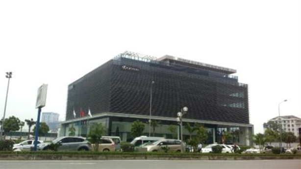 Hà Nội thu hồi đất vàng đang cho thuê làm showroom Lexus