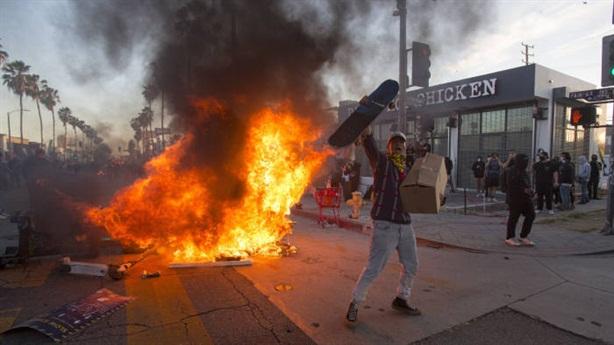 Biểu tình ở Mỹ: Lại xuất hiện cáo buộc Nga đứng sau
