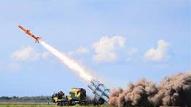 Ukraine đã thử một tên lửa mới