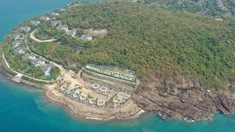Dự án phá nát đảo Hòn Tằm: Xử phạt 117 triệu đồng