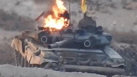 Trung Quốc tin rằng sẽ 'dễ dàng phá hủy' tăng T-90?