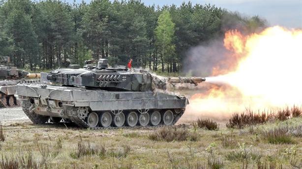 Ba Lan nhận 'siêu tăng Leopard 2A4' chống Nga