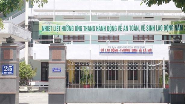 Bắt nguyên PGĐ Sở LĐ-TB-XH Bình Định: Vợ mất việc vì...