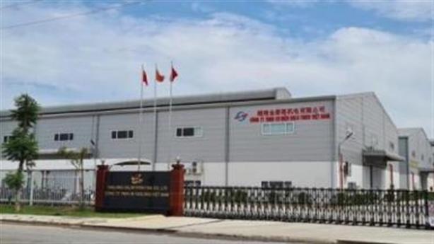 Doanh nghiệp Trung Quốc xây chui 20.000m2: Kiểm tra phải hẹn trước?
