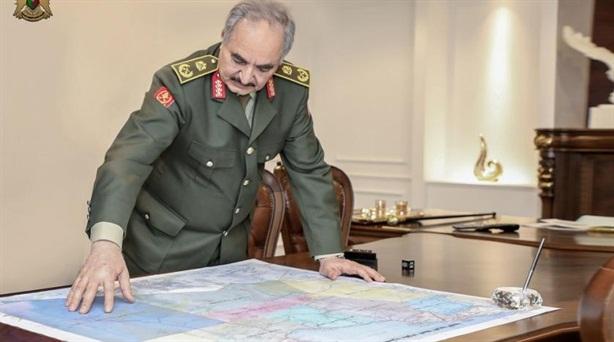 Nhóm lính đánh thuê Wagner rời Libya: Ông Haftar khốn đốn?