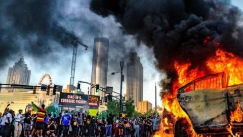 Nga bị cáo buộc đứng sau biểu tình ở Mỹ: Phục tài!