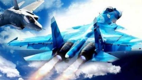 Israel chế giễu Su-35 Ai Cập không có cửa thắng F-35I Adir