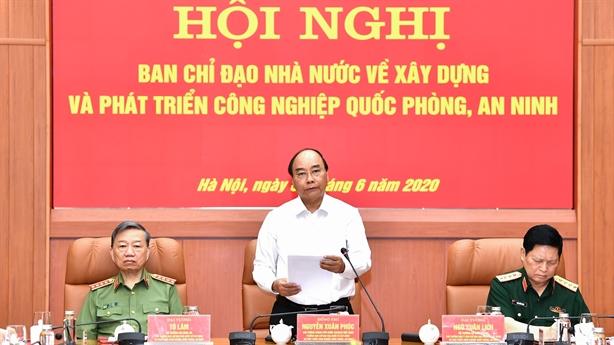 Năng lực đóng tàu quân sự của Việt Nam phát triển mạnh
