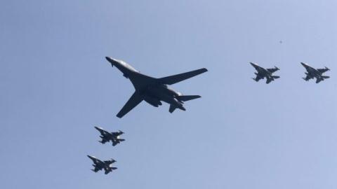 Nga không có cách chặn tên lửa LRASM'