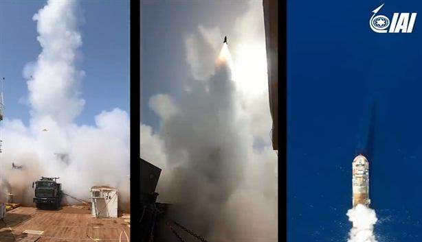 Israel học Nga khi phát triển tên lửa đạn đạo diệt hạm?