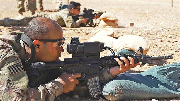 Thiết bị đặc biệt giúp lính Mỹ thoát họa UAV tại Syria