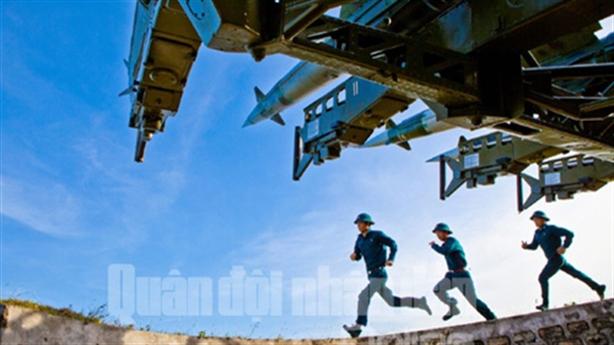 Sức mạnh lưới lửa phòng không canh trời Việt Nam