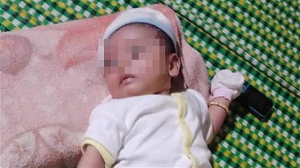 Sự thật nóng vụ cha đánh gãy chân con 2 tháng tuổi
