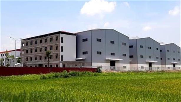 Thanh tra kể lần tới doanh nghiệp Trung Quốc xây chui 20.000m2
