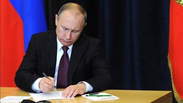 Ông Putin phê chuẩn lý do của đòn đáp trả hạt nhân