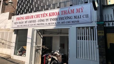 Chủ Viện thẩm mỹ Chi Vee thừa nhận nhiều sai phạm
