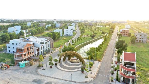 Làng Sen Việt Nam sẽ thành đô thị kiểu mẫu khu Tây