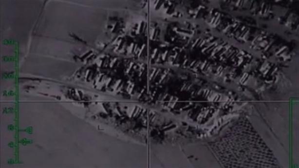 Tiêm kích Nga phá hủy hệ thống phòng không Thổ tại Syria