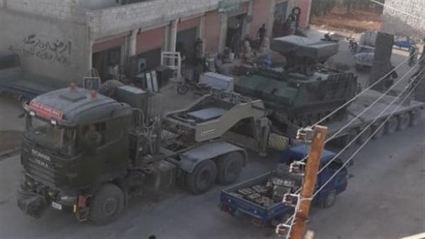 Tuyên bố của Thổ khi xây chắc phòng thủ tại Idlib