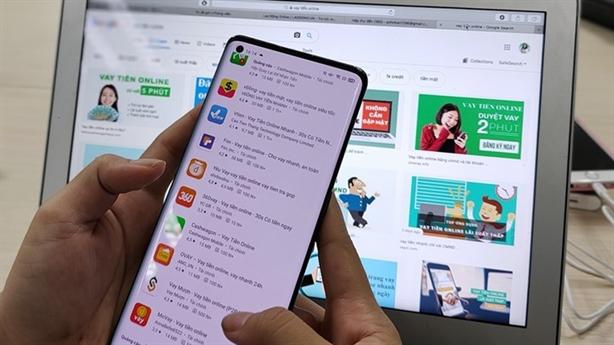 Tín dụng đen cho vay qua app: Chủ yếu người Trung Quốc