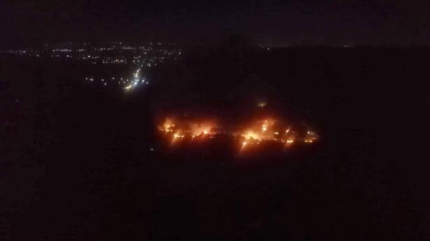 Israel không kích rung chuyển gần nơi triển khai S-300