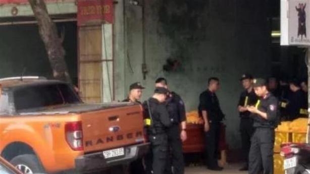 Bảo kê dịch vụ tang lễ Nam Định: Bắt thêm trưởng đài