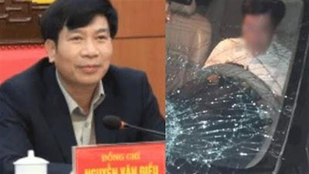 Trưởng ban Nội chính Thái Bình tông chết người: 'Không dung túng...'