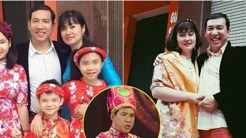 Quang Thắng nói thật gia cảnh không giàu, sống xa vợ con