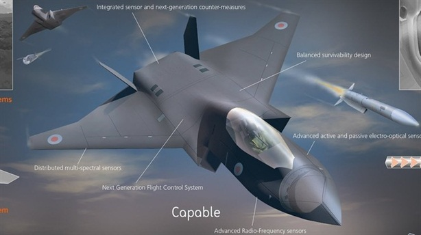 Báo Mỹ: F-35 thua xa tiêm kích Anh sản xuất