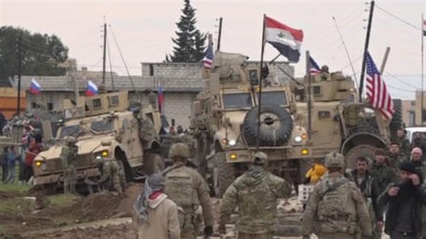 Mỹ là khách không mời nhưng lại muốn Nga rút khỏi Syria