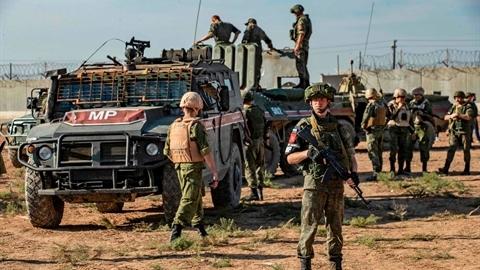 Mỹ muốn Nga phải rời bỏ khu vực Trung Đông