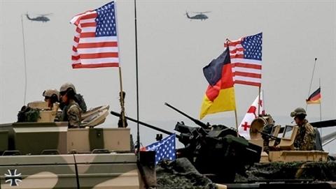 Mỹ rút quân khỏi Đức, Ba Lan thành tiền đồn chống Nga