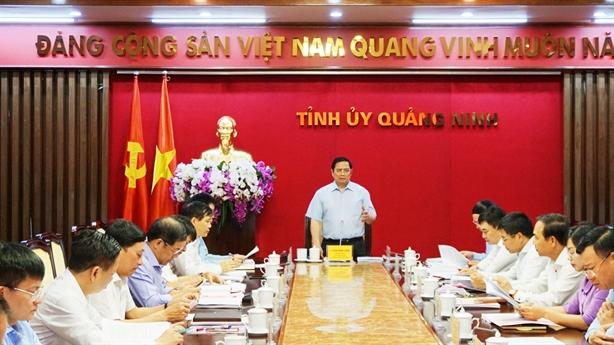 Quảng Ninh xin thí điểm bầu trực tiếp Bí thư tỉnh ủy