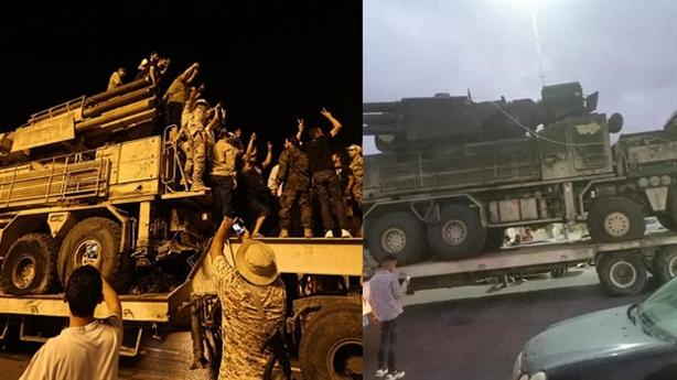 Nguy cơ với Nga khi vũ khí bị tịch thu tại Libya